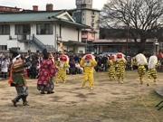 伊豆長岡で妖怪「鵺」にまつわる伝統祭 地元中学生らによる「鵺おどり」も