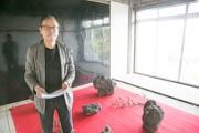伊豆高原の元保養所でアート展 10人の地元作家が「ピカソ超え」表現