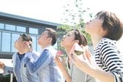 伊豆の道の駅で「すいかまつり」開催 スイカの種飛ばし競技も