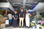 熱海銀座商店街にシェアテナント「ロカ」 ジェラート店・カフェが先行出店
