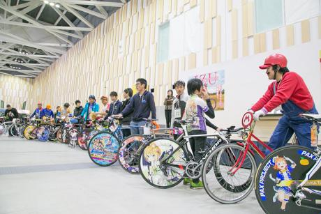 沼津でサイクルイベント シクログや「痛チャリ」コンテストも