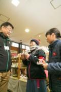 伊豆の被災地支援イベントに子ども記者取材 支援の輪広げる