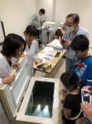 函南の天文台で高専生が公開授業 「科学の楽しさ」伝える