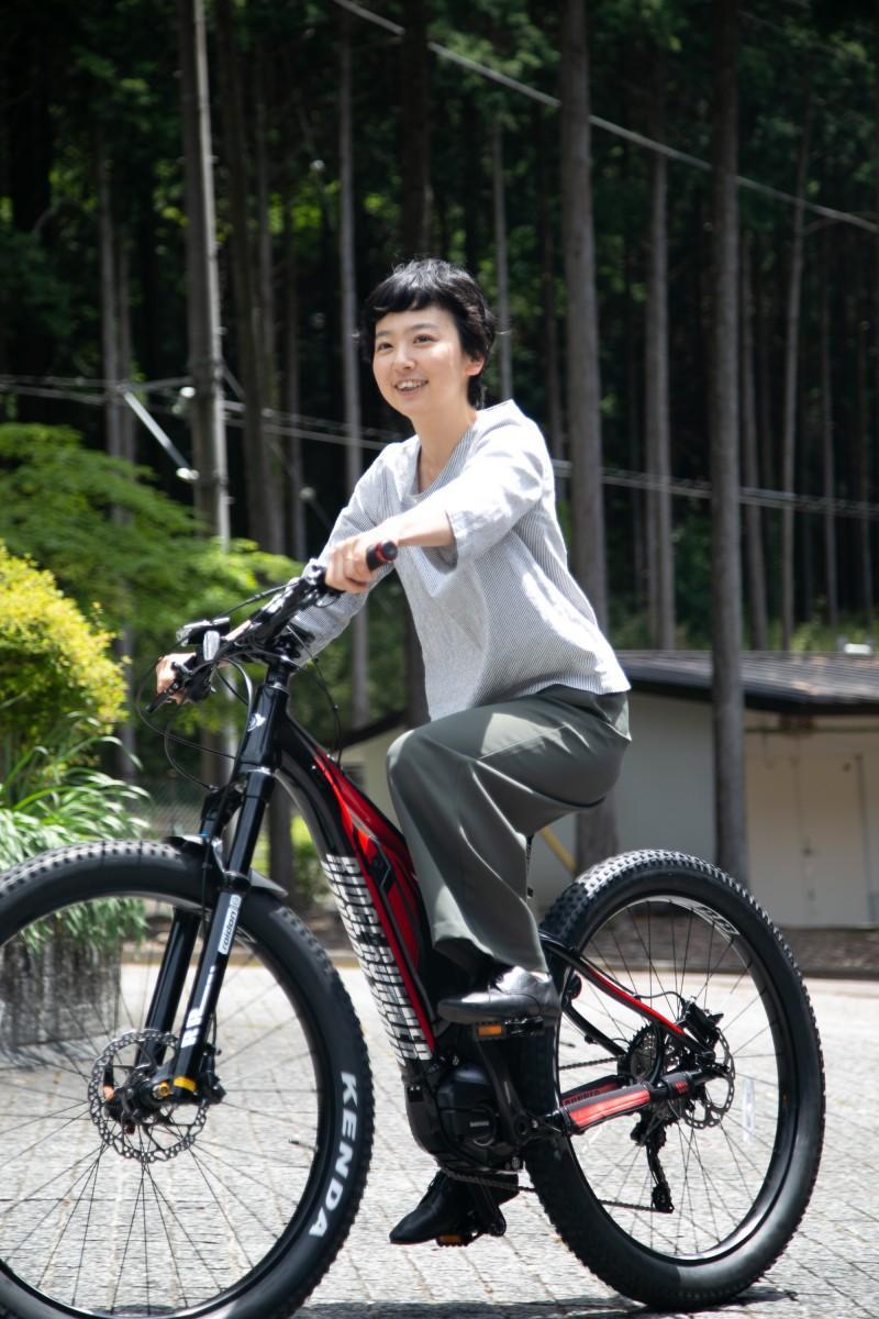 展示・試乗もできる最新のイーバイク