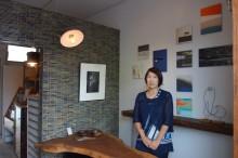 沼津のギャラリーで「写真×木工」作品展 「アートに触れる入り口」に