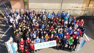 伊豆の高校生がゴミ清掃100回目  地域とつながるきっかけ作りとして企画