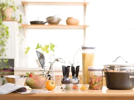 今回の改装でテーブルウェアやキッチン用品の充実を図る「T.C/タイムレスコンフォート 自由が丘店」