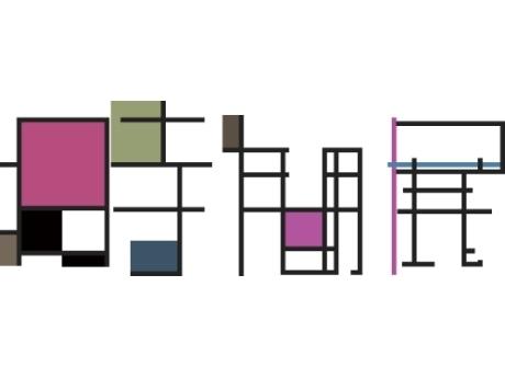 「時間展 ~空間から時間へ 新しいデザインの発想~」イメージロゴ