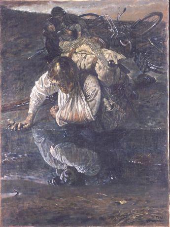 昭和の洋画家が描いた「戦前・戦中・戦後」-奥沢・宮本三郎記念美術館 ...