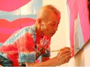 山形在住・66歳の現代アーティスト、自由が丘で個展-身近な素材で独自の世界観