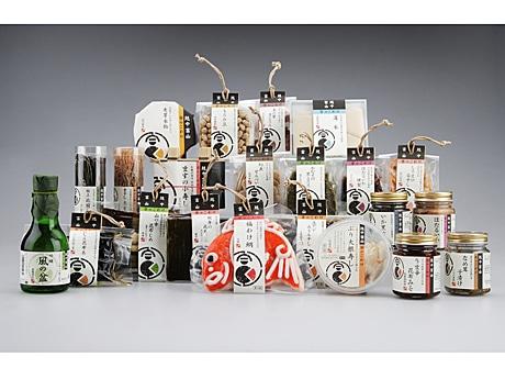 食べきりサイズの「小分け」が好評な、越中富山お土産プロジェクト「越中富山 幸のこわけ」シリーズ