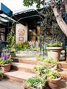 自由が丘に「ピーターラビット」のカフェ-大人もくつろげる心地よい空間