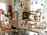 自由が丘の日本製雑貨セレクト店で「我が家のネコ」展 猫モチーフの雑貨多彩に