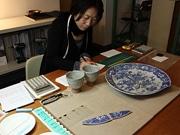 奥沢のセレクトショップが陶磁器リペアサービス 「金継ぎ」修理、人気に