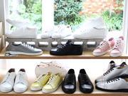 自由が丘の雑貨セレクト店で国産ハンドメード靴「ユードット」受注会