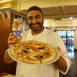 自由が丘のイタリアンで限定「UMAMIピッツァ」 発酵調味料とコラボ