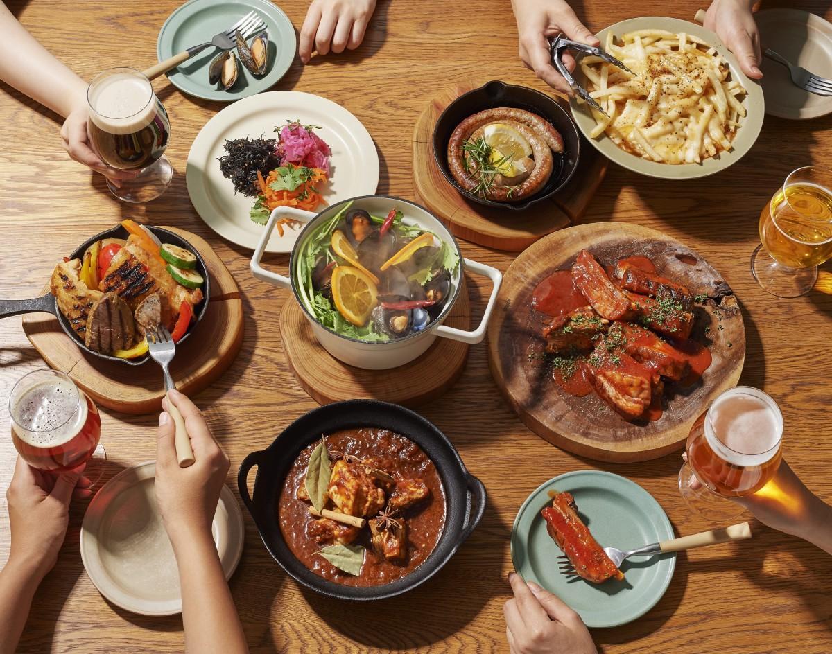 「also Soup Stock Tokyoのビアガーデン」のメニューイメージ