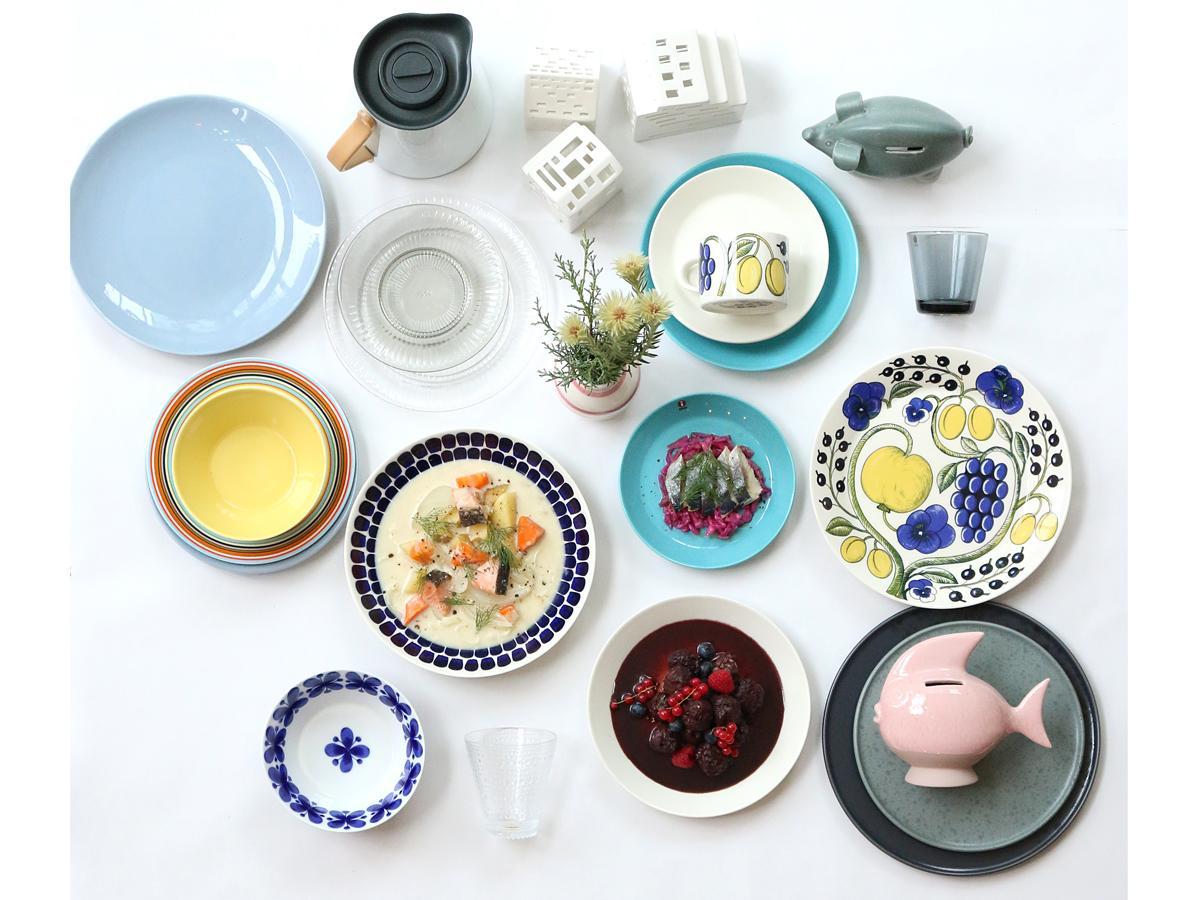 北欧の食と暮らしにスポットを当てる「北欧の食 と 暮らしのデザイン市」