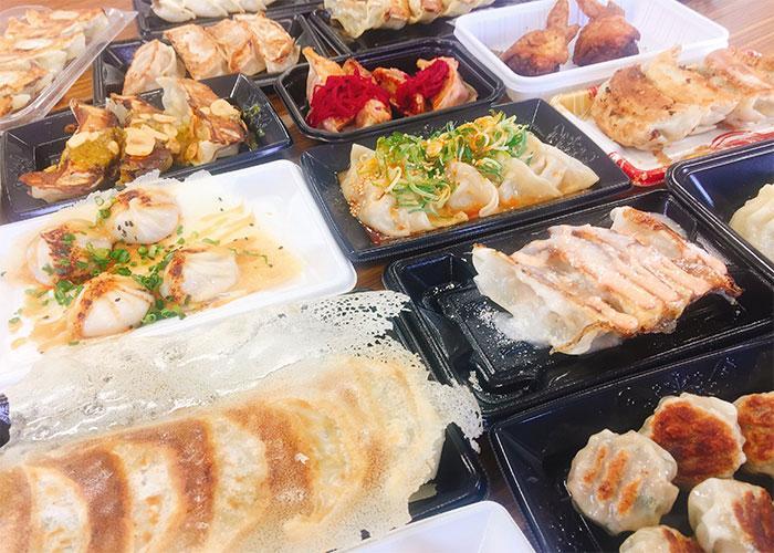 「ご当地ギョーザ」や「肉汁ハンパない系ギョーザ」など5種類のカテゴリーでメニューを提供する「餃子(ギョーザ)フェス TOKYO 2019」(写真はイメージ)