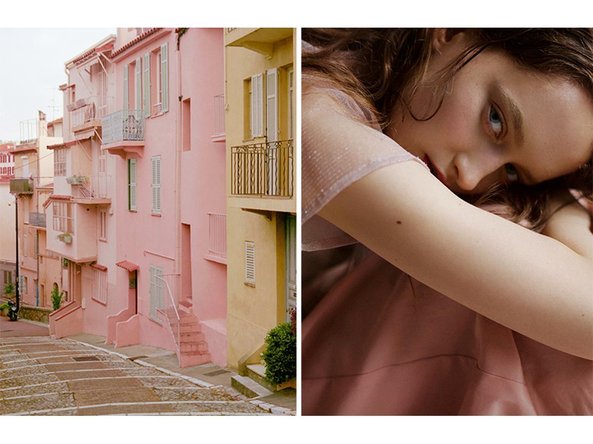 フォトグラファー小山奈那子さんとスタイリスト伊藤彩香さんによる共同作品展「Where You Are」作品から