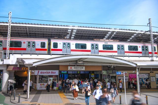 12月から来年3月までローカル5Gを用いた実証実験を行う東急東横線・大井町線自由が丘駅