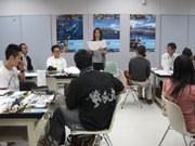 かごしま水族館で企画会議-水族館の魅力発信について学生・社会人ら議論