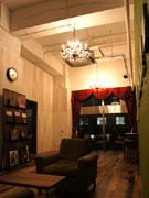 鹿児島のコーヒー店にレンタルルーム完成-オープニングで大寺聡さんの個展