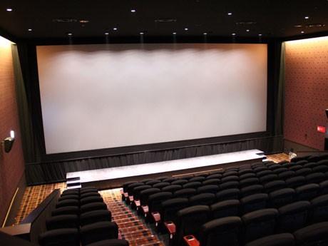 5月3日にオープンする「天文館シネマパラダイス」。天文館に約6年ぶりに映画館が復活する。