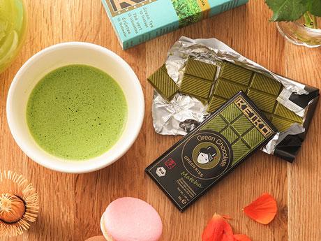 オーガニック日本茶ブランド「KEIKO」