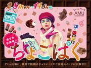 鹿児島で「チョコレート博覧会」 西日本初、「あいぱく」に続き盛況期待