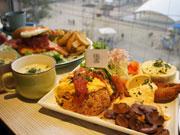 鹿児島のカフェで「大人も食べたいお子さまランチ」が人気に