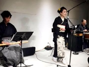 鹿児島で怪談ライブ「語り×尺八×鼓で愉しむ日本の伝統芸能」