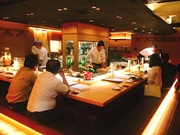 鹿児島に日本酒メインの居酒屋「お酒肆」 いろり使った炉端焼きも