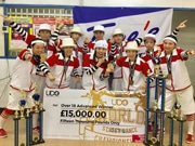 英ダンス大会で日本チーム初優勝 鹿児島から世界36カ国の頂点へ