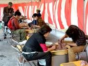 鹿児島・日置で美山窯元祭り 手びねり・絵付け体験も