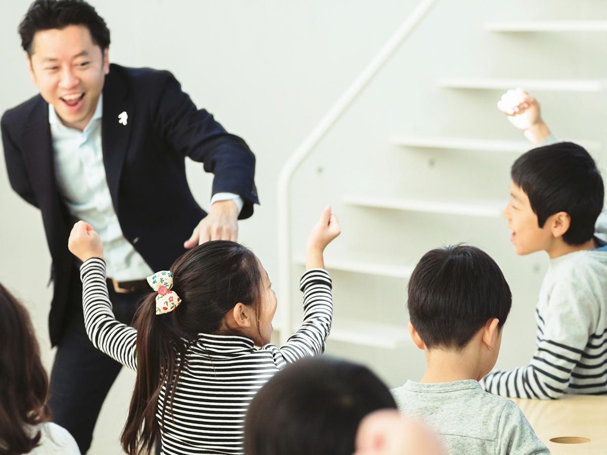 探究学舎代表の宝槻泰伸さん