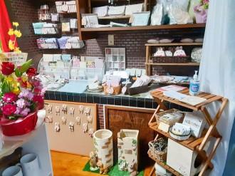 姶良・加治木町にうさぎ雑貨専門店 全国の作家のオリジナル商品も