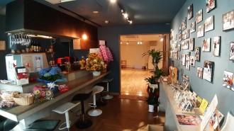 鹿児島にスペインバル&ギャラリー「トレスガトス」 フラメンコスタジオも