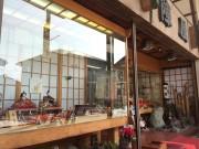 加古川・寺家町商店街21店舗でひな人形展示 華やいだ雰囲気に