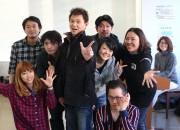 加古川で俳優・北原雅樹さん主宰「即劇遊団あドり部」がアドリブ劇