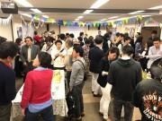 加古川で地域メディアのコラボ企画、加古経取材100人記念