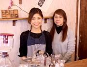 加古川の住宅街にカフェ新店 親子で自宅改修し、店を切り盛り