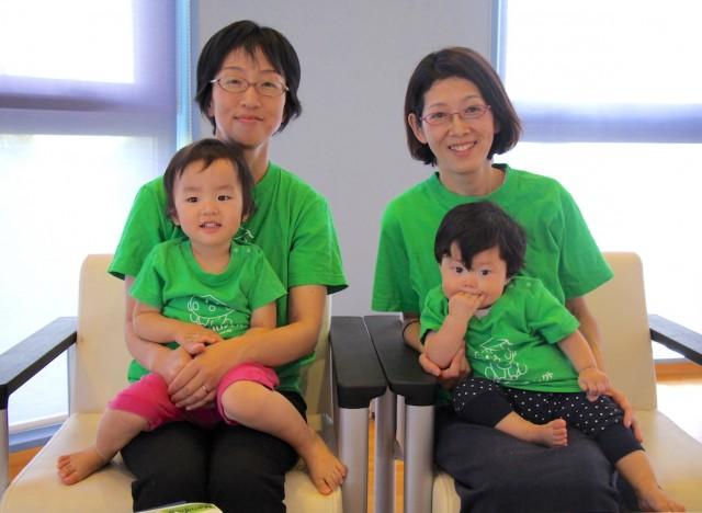 「赤ちゃん先生プロジェクト」のメンバー