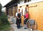 加古川に古民家カフェ 家族でリフォーム、「地域の憩いの場」目指す