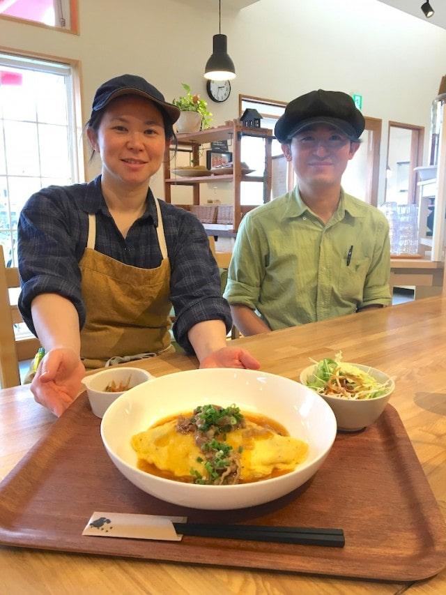 加古川「パティスリー&カフェ ピケ」がランチ開始 パティシエ夫婦、昨年開店