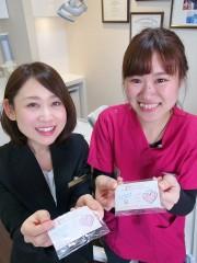 加古川の歯科医院でキシリトール入りチョコ進呈 「来やすい歯医者さん」目指す