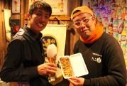 加古川駅前のたこ焼きとビアバーが初コラボイベント 店主ら「地元周辺盛り上げたい」