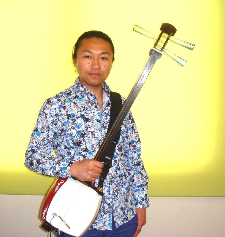 加古川で津軽三味線奏者・大野敬正さんデビュー10周年記念ライブ