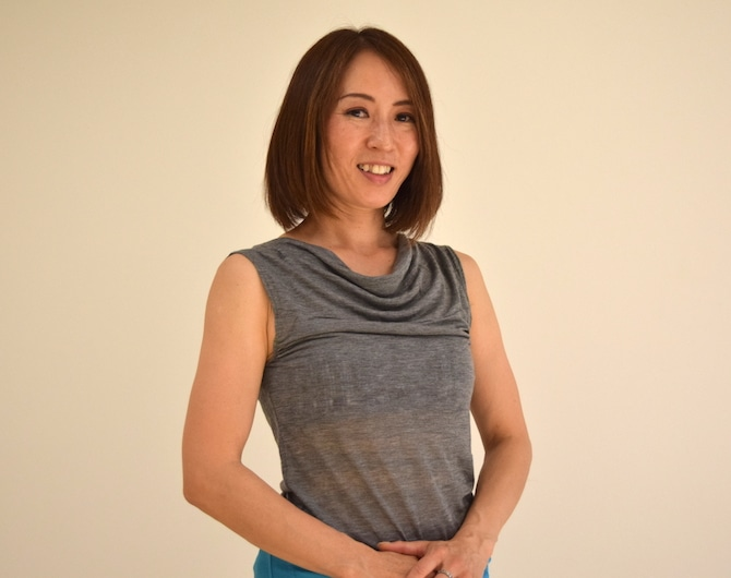 ダンス講師を担当する高尾恭子さん