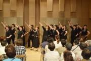 加古川のゴスペル風合唱団がコンサート ママら20人が熱唱